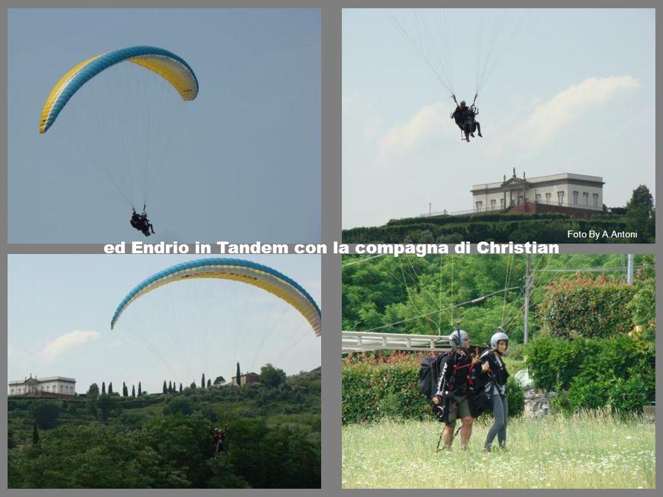 ed Endrio in Tandem con la compagna di Christian Foto By A.Antoni