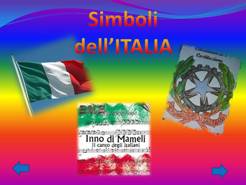 Qual è la bandiera dell'Italia?