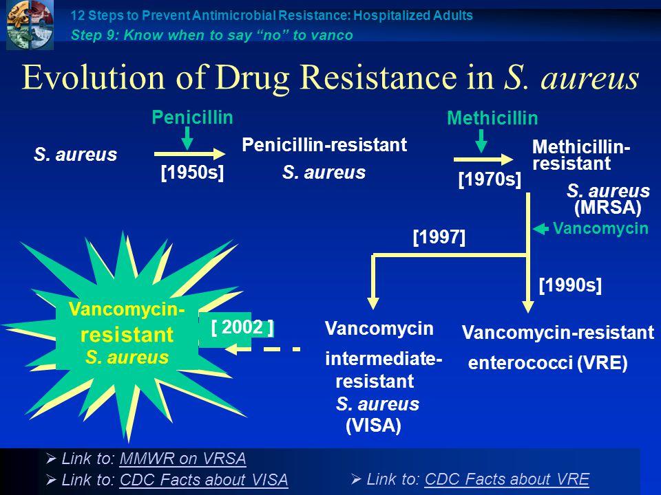 Le Mutazioni di resistenza La mutazione in ogni gene avviene in 1 cell / 10 7 Le mutazioni che conferiscono resistenza sono selezionate Ogni cellula può originare una progenie di 10 9 cellule La selezione di questa popolazione può determinare il fallimento della terapia Il mutante compare in maniera casuale Le cellule sensibili sono uccise dagli antibiotici La progenie di mutanti si moltiplica