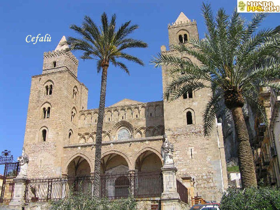 Catania – la cattedrale Monreale