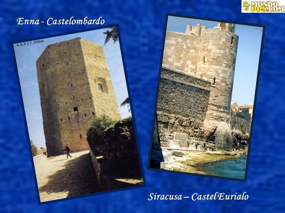 Castello di erice I Castelli Salemi