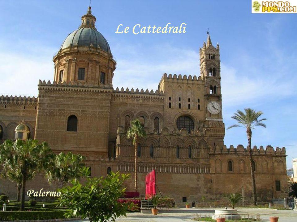 Palermo - Le Cattedrali