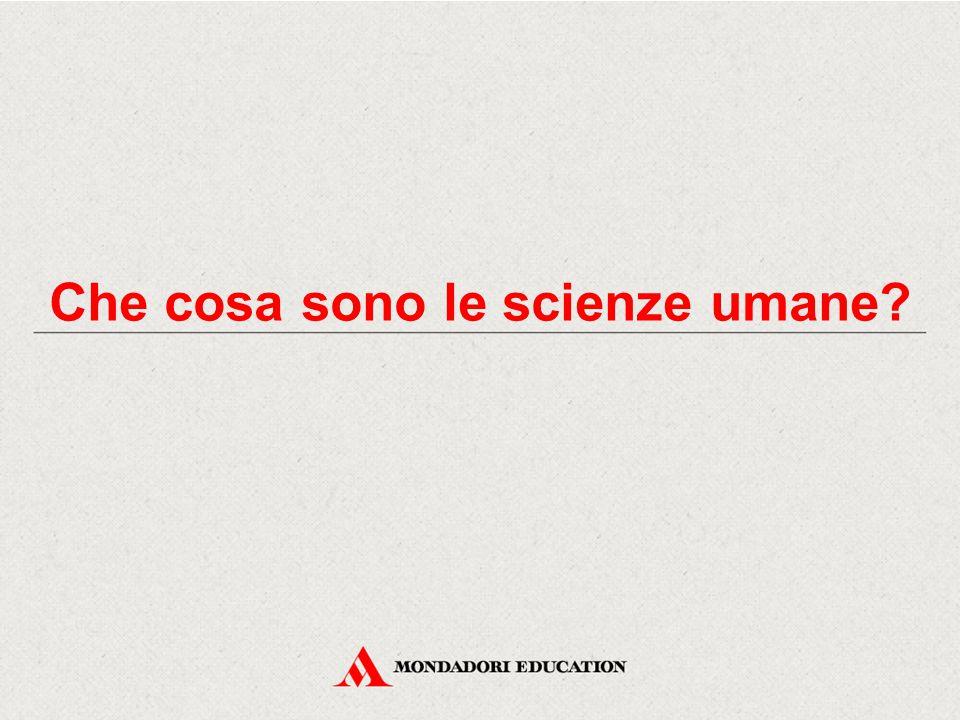 Accanto alla sociologia, esistono molte scienze che si occupano, da diversi punti di vista, del mondo della cultura.