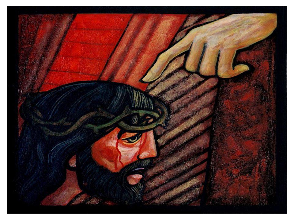 quinta stazione Gesù aiutato dal cireneo Ti adoriamo, Cristo, e ti benediciamo.