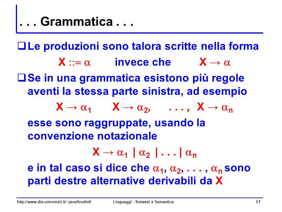http://www.dia.uniroma3.it/~java/fondinf/Linguaggi - Sintassi e Semantica 18...
