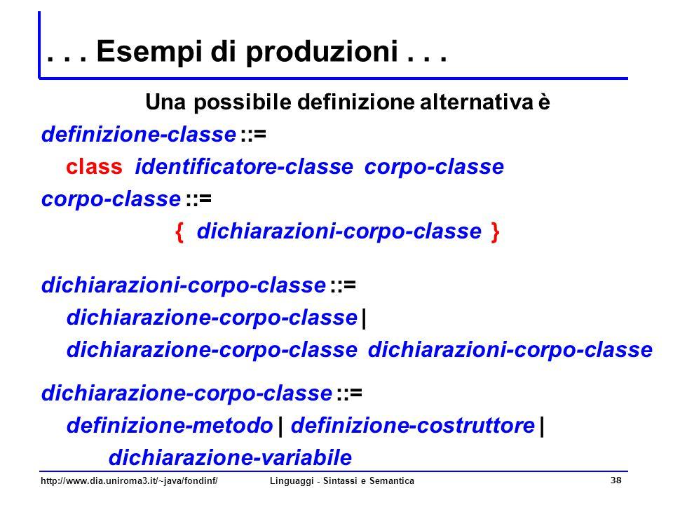 http://www.dia.uniroma3.it/~java/fondinf/Linguaggi - Sintassi e Semantica 39...