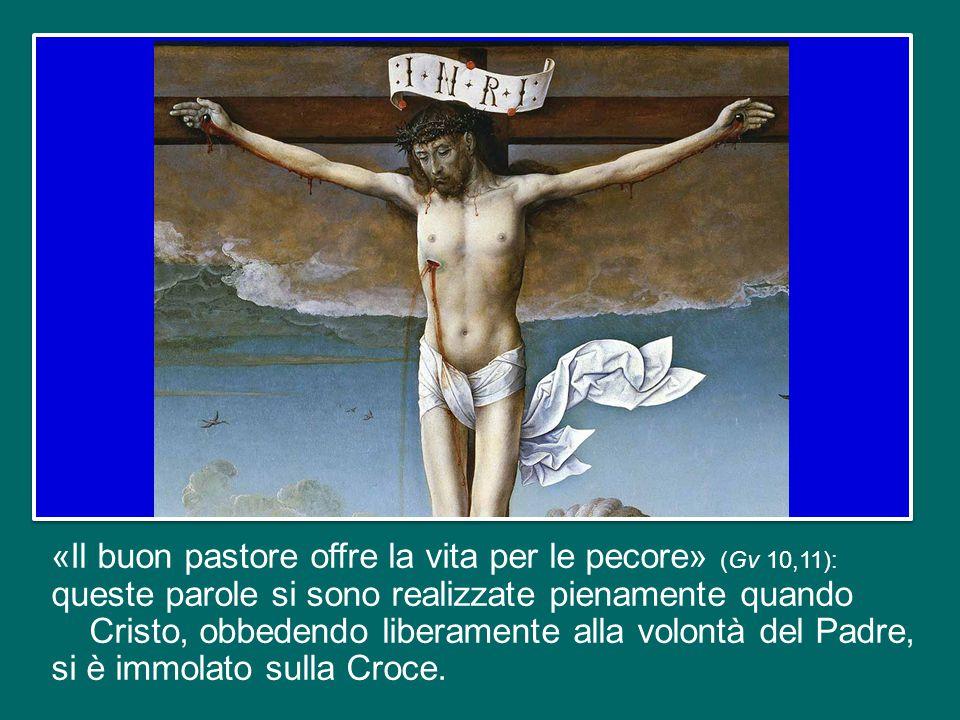 """La Quarta Domenica di Pasqua – questa –, detta """"Domenica del Buon Pastore"""", ogni anno ci invita a riscoprire, con stupore sempre nuovo, questa definiz"""