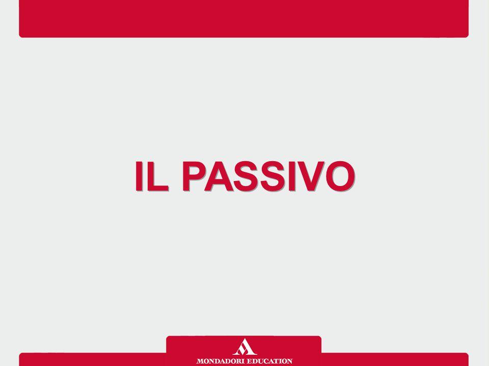 Si usa la forma passiva quando il soggetto subisce l'azione invece di compierla.