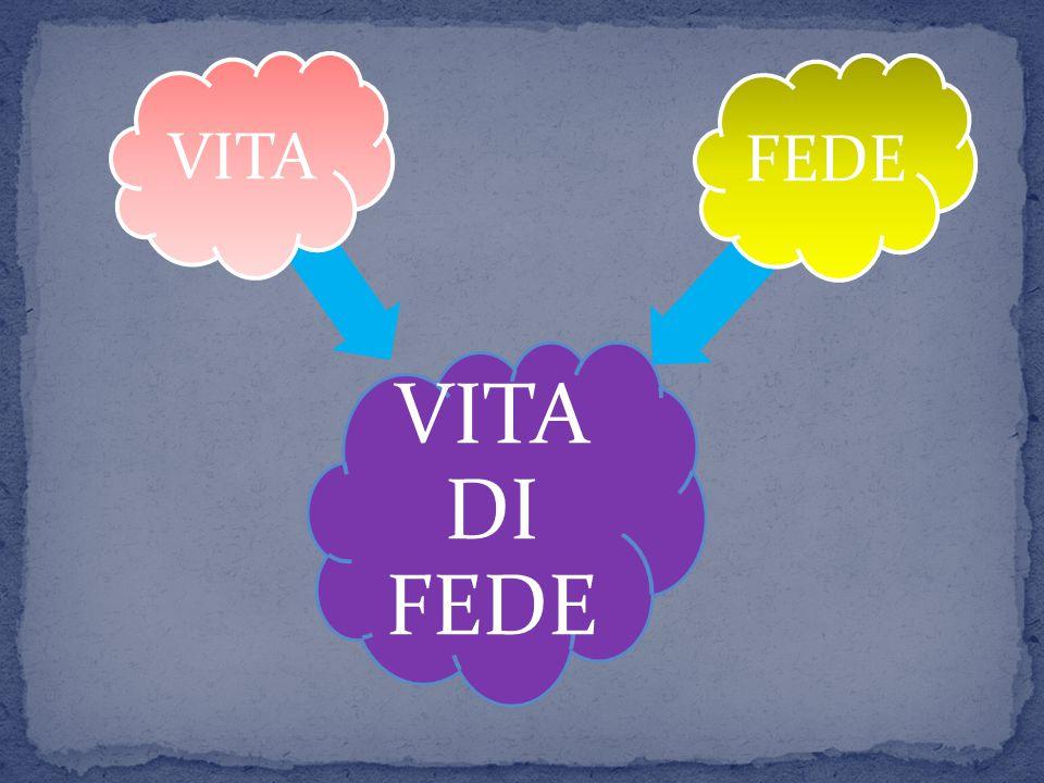 VITA DI FEDE VITAFEDE