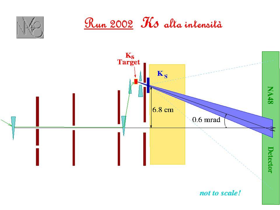 Run 2002 Ks alta intensità