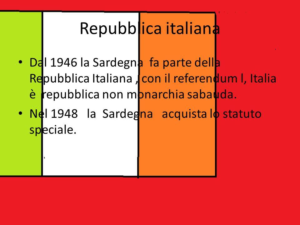 Sardegna sabauda dal 1708 (1794 anno della rivolta contro i Piemontesi) La questione sarda nel 1900 ( la Sardegna era malcontenta del regno Italiano )