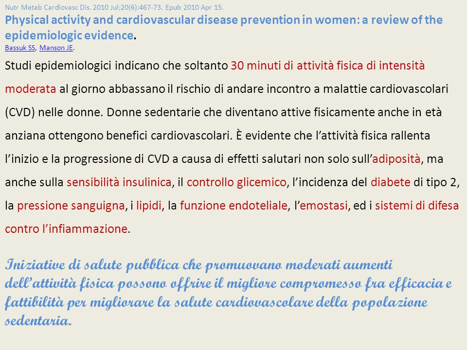 Nutr Metab Cardiovasc Dis. 2010 Jul;20(6):467-73.