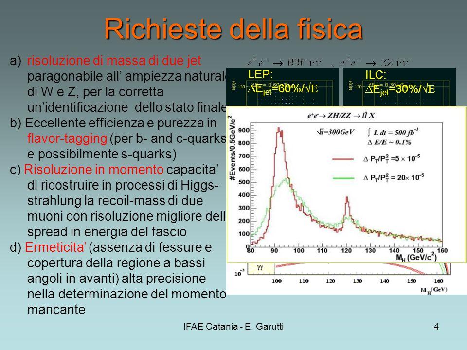 IFAE Catania - E.