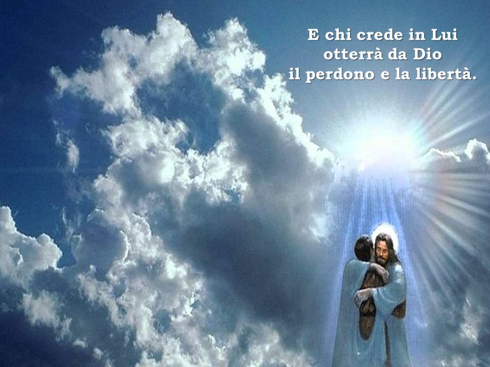 Annunciamo che Gesù Cristo è giudice dell'uomo e della storia.