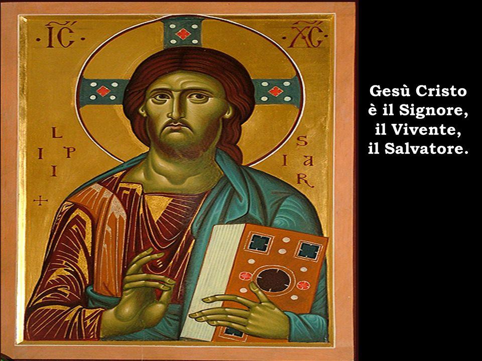 E tutti noi, testimoni del suo amore, annunciamo Gesù Cristo il Signore.