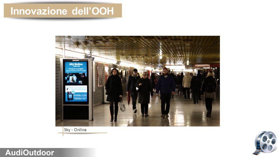 Sky - Online Innovazione dell'OOH
