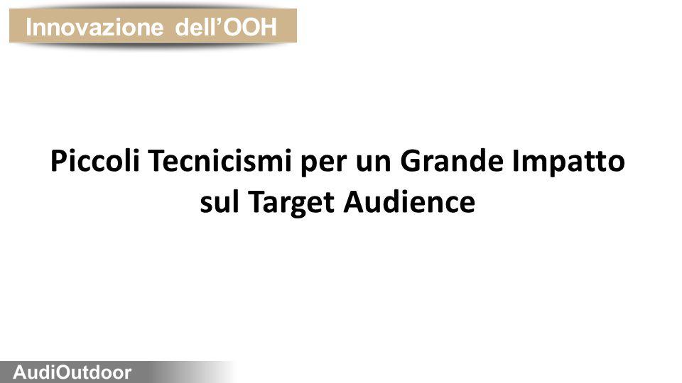 Piccoli Tecnicismi per un Grande Impatto sul Target Audience