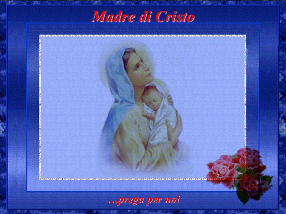 Madre di Cristo