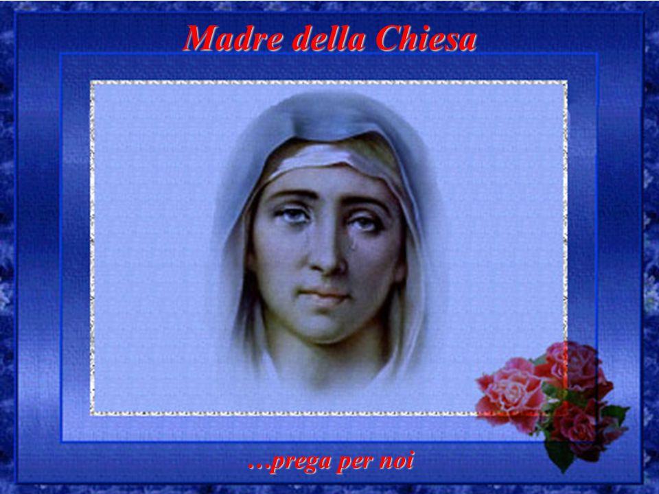 Madre della Chiesa