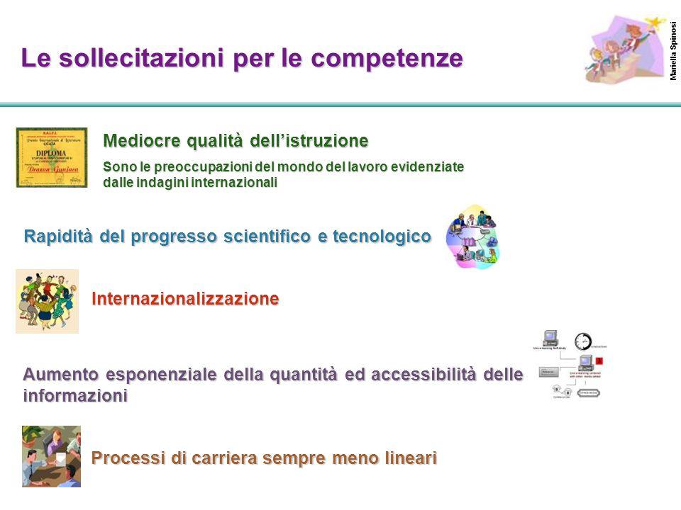 Scienze dell'educazione Le scienze dell'educazione possono considerarsi scienze ancora giovani 1.