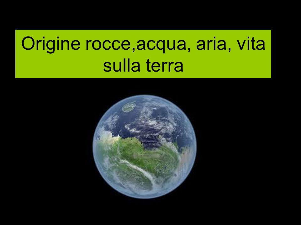 Tra i 92 elementi chimici presenti nella nebulosa dalla quale si è formato il sole, pianeti, asteroidi, comete, tutti presenti anche sulla terra, quelli più diffusi sulla terra sono il ferro, ossigeno, silicio, magnesio ; alluminio, calcio, potassio, sodio Vari elementi combinandosi danno origine ai minerali che a loro volta sono componenti delle rocce: magmatiche (intrusive-effusive) metamorfiche sedimentarie
