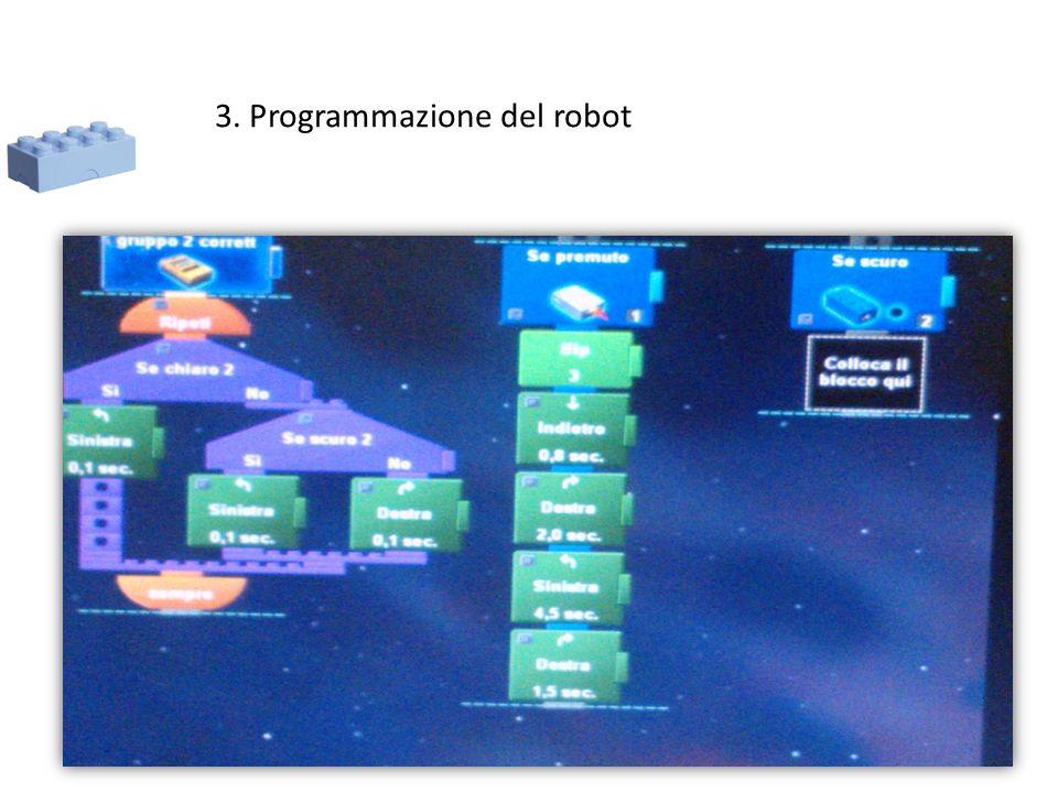 SPERIMENTAZIONE Foto pista Di seguito riportiamo il video del Roverbot