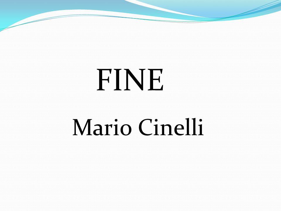 FINE Mario Cinelli
