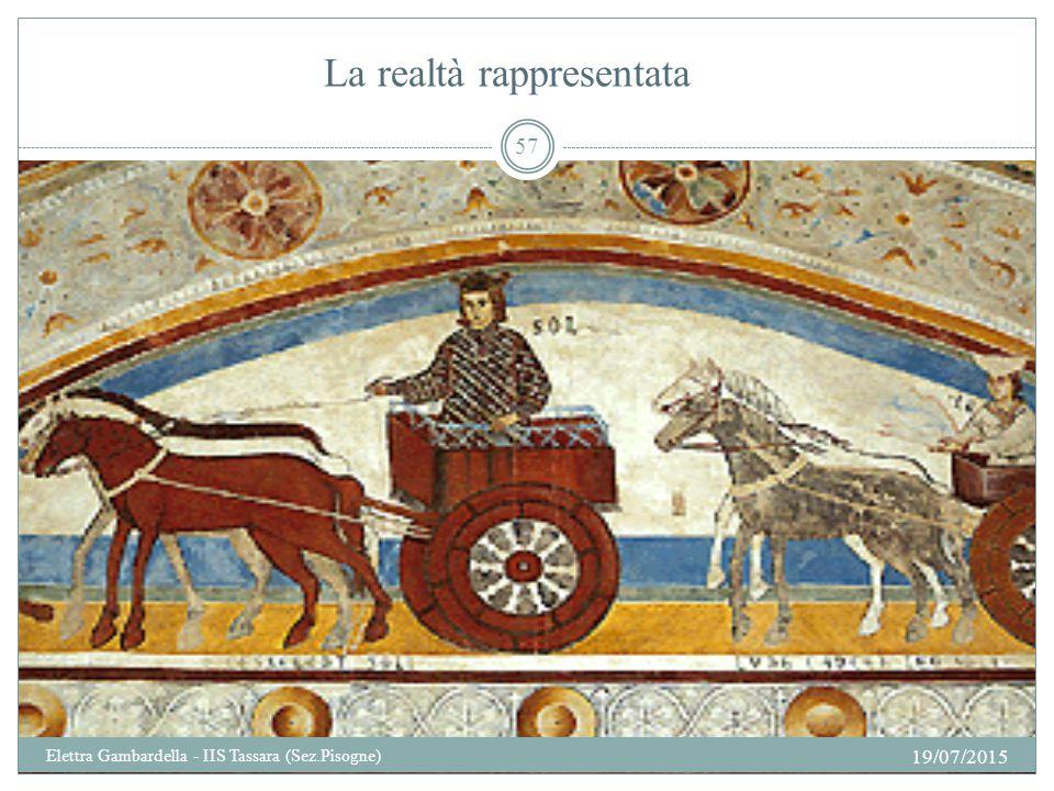 La realtà rappresentata 19/07/2015 57 Elettra Gambardella - IIS Tassara (Sez.Pisogne)