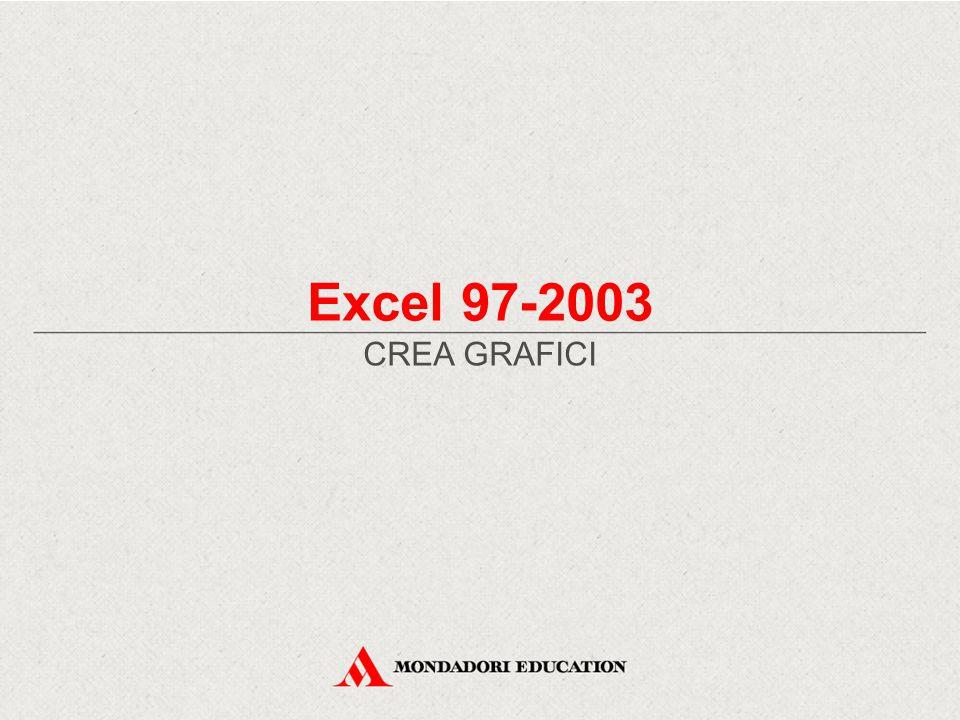 Excel 97-2003 CREA GRAFICI