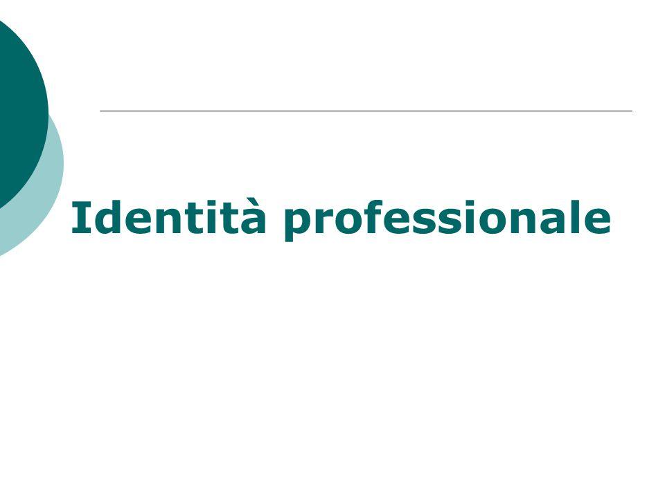 Identità professionale