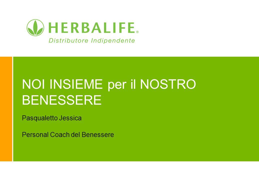 NOI INSIEME per il NOSTRO BENESSERE Pasqualetto Jessica Personal Coach del Benessere