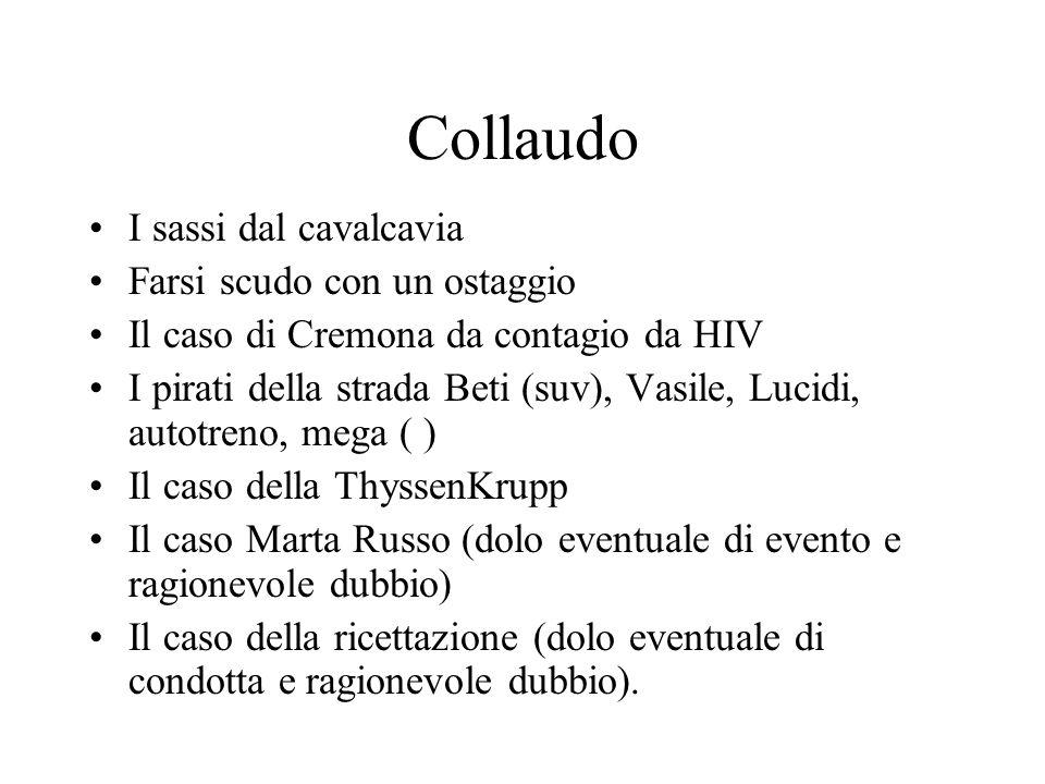 Collaudo I sassi dal cavalcavia Farsi scudo con un ostaggio Il caso di Cremona da contagio da HIV I pirati della strada Beti (suv), Vasile, Lucidi, au
