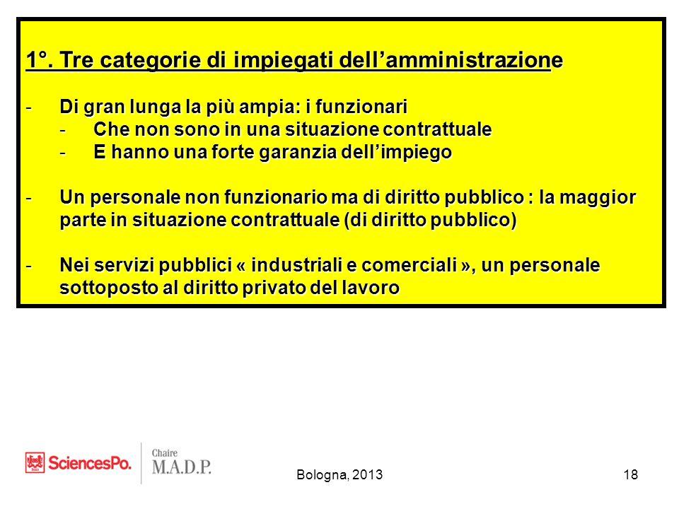 Bologna, 201318 1°.