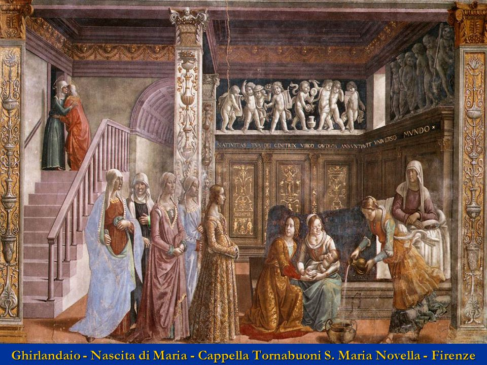 Annunciazione Antonello da Messina Galleria Nazionale della Sicilia - Palermo L'Annunciazione (particolare) Giovanni Bellini Chiesa SS.