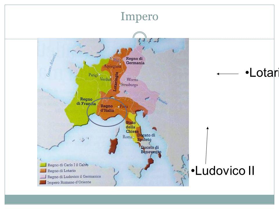 Impero Ludovico II Lotario II