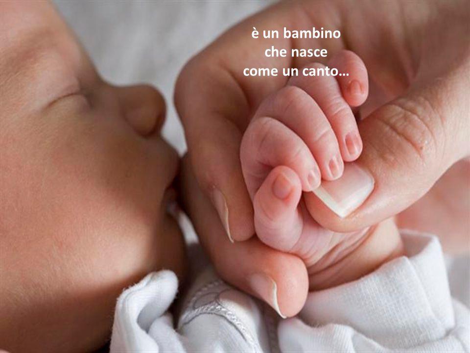 è l amore che forma un bambino…