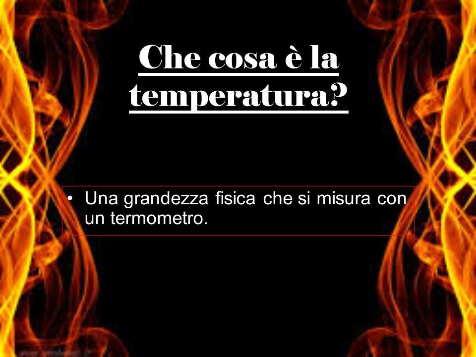 Temperatura & calore Fenomeni termici,termometri ed equilibrio termo dinamico Cianchi, Iacobucci e Gregoletto