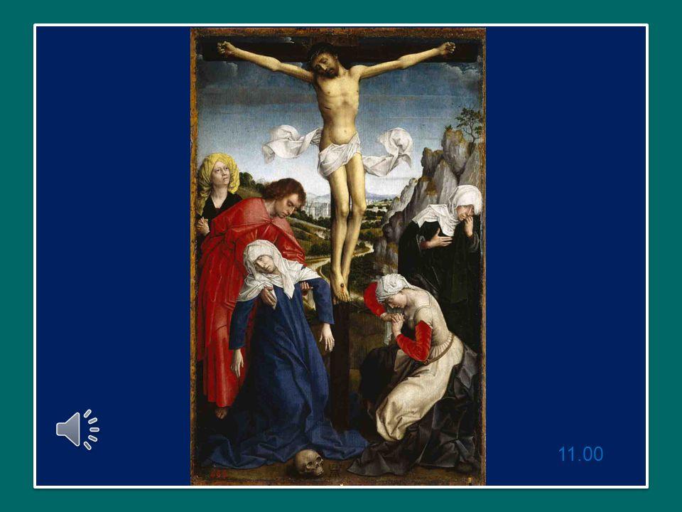 Questo è ciò che predica l'apostolo Paolo: Gesù Cristo crocifisso e risorto.