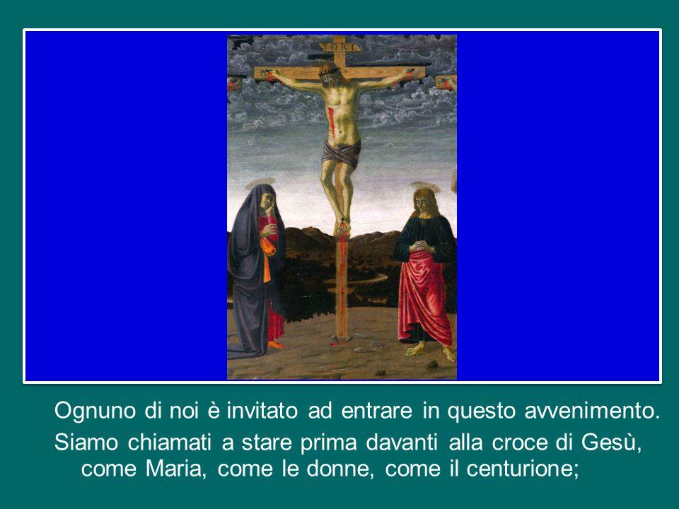Il Vangelo che abbiamo ascoltato, che unisce – secondo la redazione di Marco – il racconto della morte di Gesù e quello della tomba vuota, rappresenta