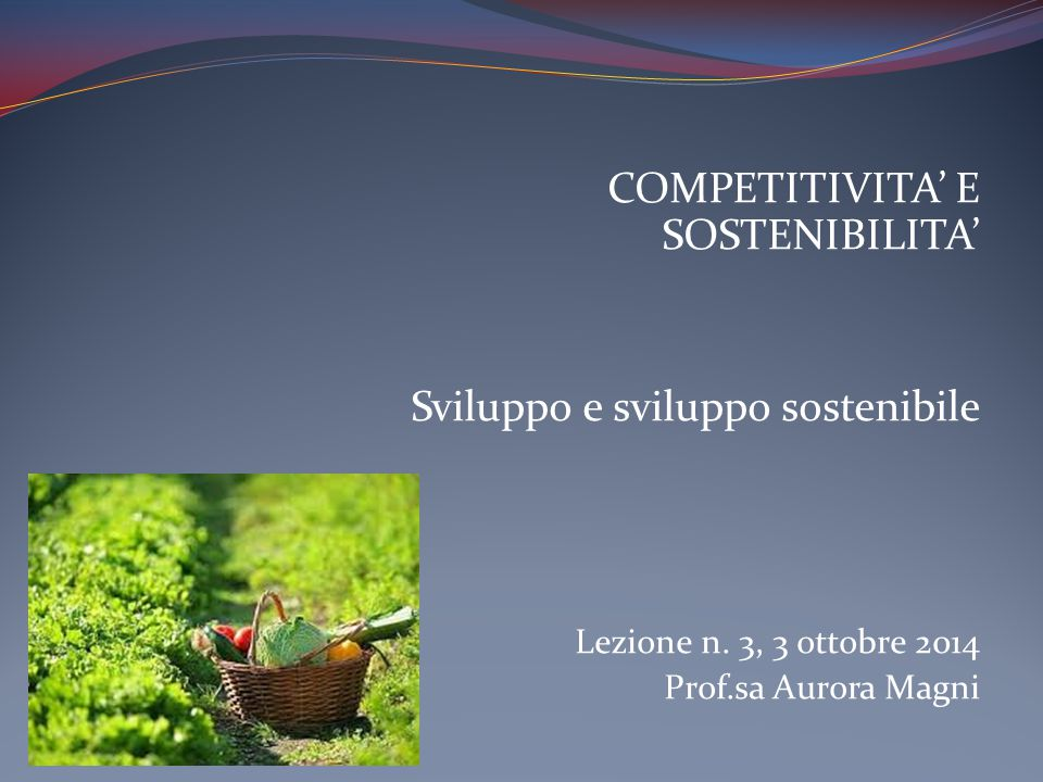 Competitività Da Wikipedia, l enciclopedia libera.