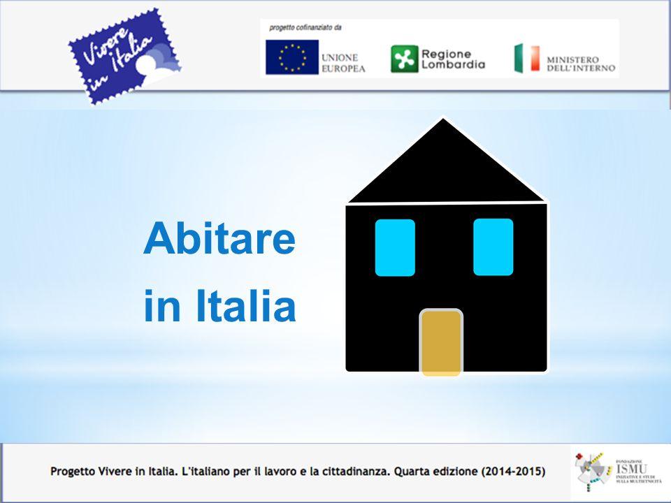 Abitare in Italia