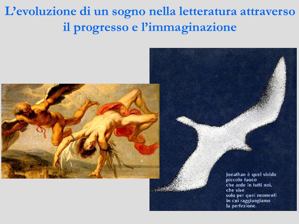 L'evoluzione di un sogno nella letteratura attraverso il progresso e l'immaginazione