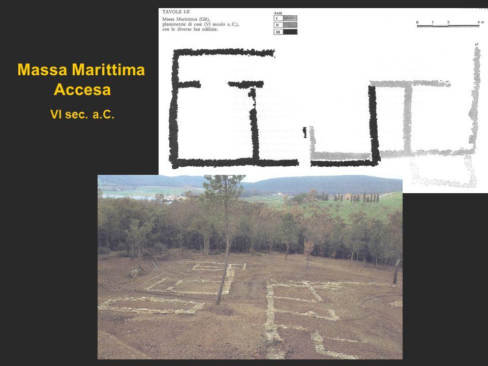 Massa Marittima Accesa VI sec. a.C.