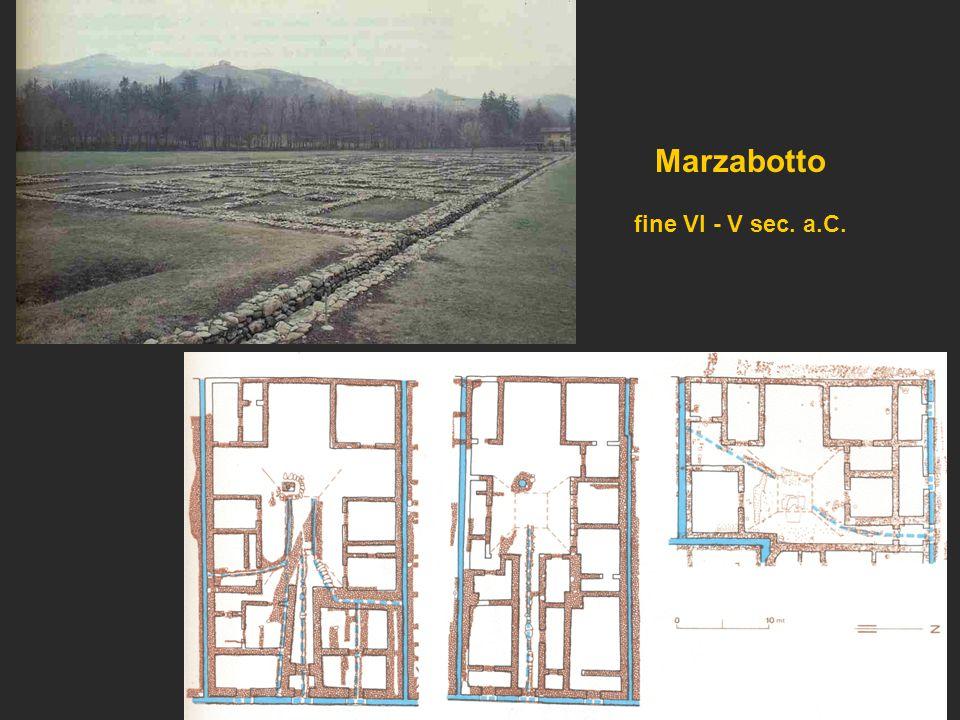 Marzabotto fine VI - V sec. a.C.