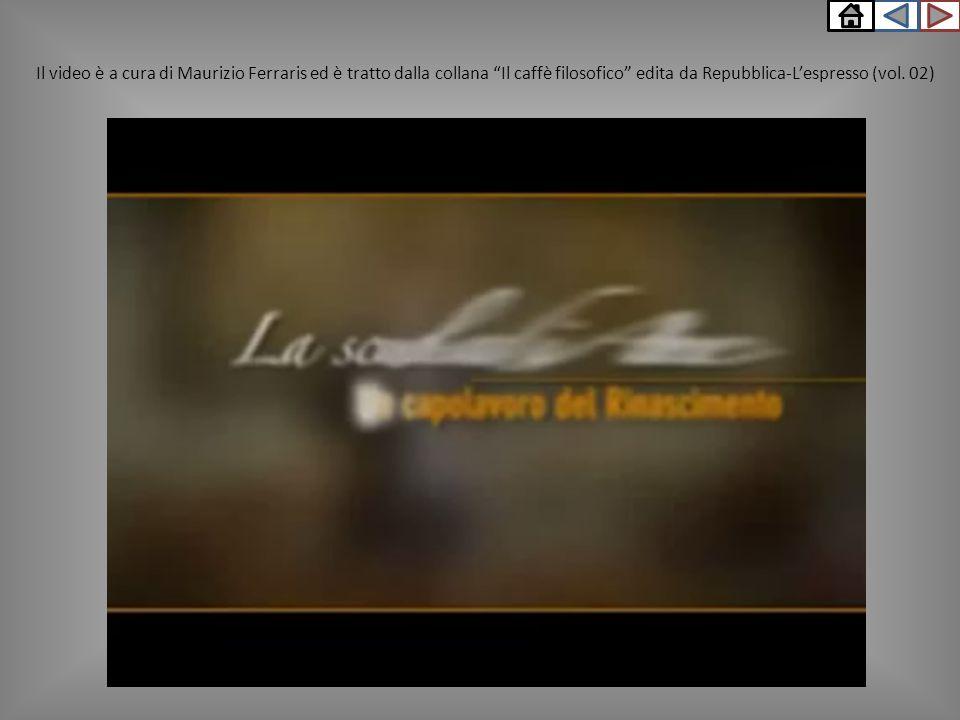 """Il video è a cura di Maurizio Ferraris ed è tratto dalla collana """"Il caffè filosofico"""" edita da Repubblica-L'espresso (vol. 02)"""