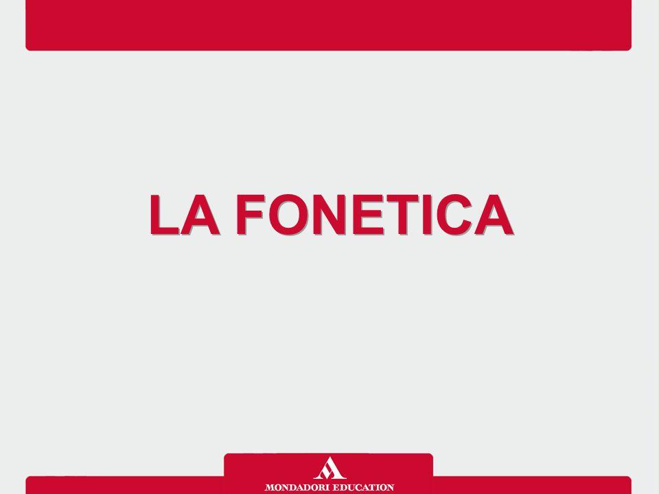 La Fonetica è lo studio dei suoni di una lingua e di come si pronunciano le parole.