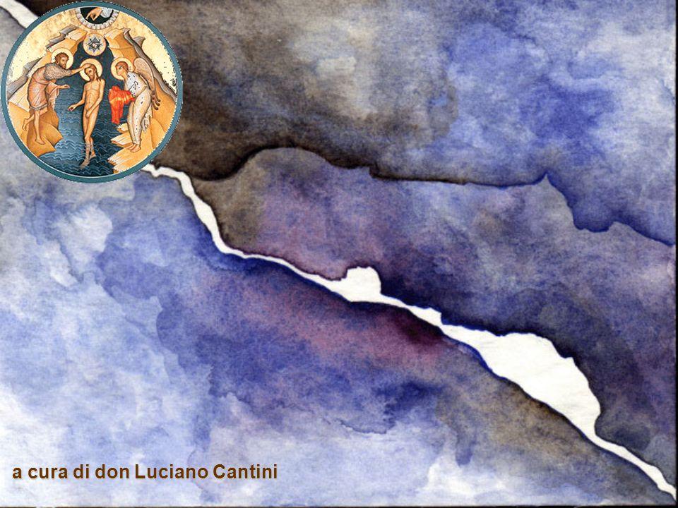 a cura di don Luciano Cantini a cura di don Luciano Cantini
