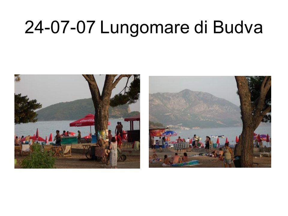 24-07-07 Lungomare di Budva