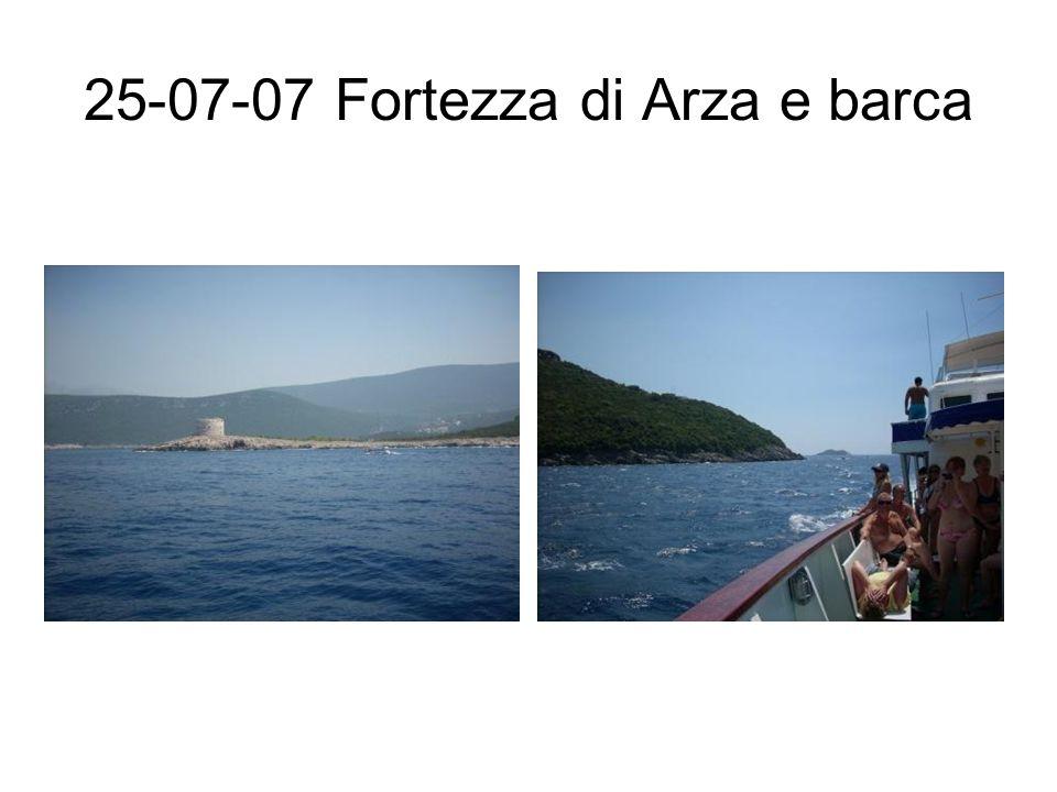 25-07-07 Fortezza di Arza e barca