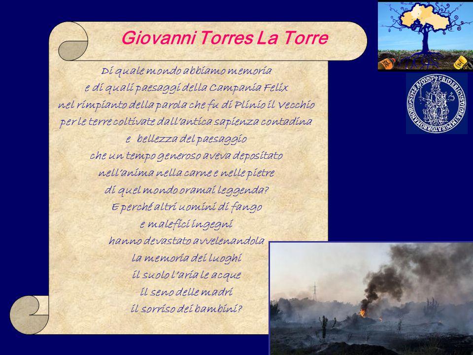 Di quale mondo abbiamo memoria e di quali paesaggi della Campania Felix nel rimpianto della parola che fu di Plinio il Vecchio per le terre coltivate